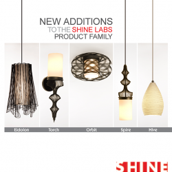 Shine Labs Magazine Ad