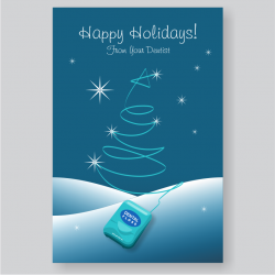 Christmas Card from your Dentist
