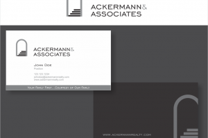 Traditional Horizontal Business Card