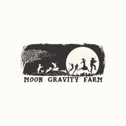 Moon Gravity Farm logo