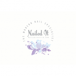 Nailed It Salon logo